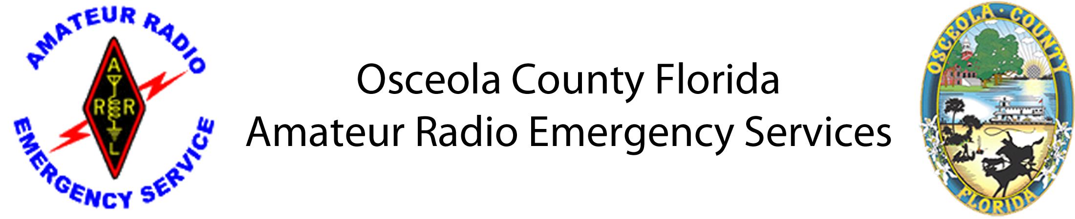 Osceola County Florida Amateur Radio Emergency Services